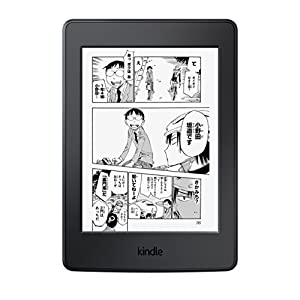 Kindle Paperwhite 32GB、マンガモデル