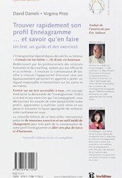 Livres Couvertures de Trouver son profil Ennéagramme et savoir qu'en faire... 2e éd.: Un test, un guide et des exercices