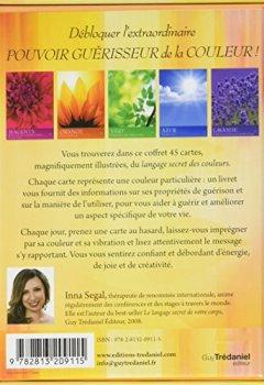 Livres Couvertures de Les cartes du langage secret des couleurs : Avec un livret et 45 cartes
