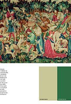 Livres Couvertures de Couleurs et motifs dans l'art textile