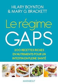 Livres Couvertures de Le régime Gaps: Des recettes riches en nutriments pour un intestin en pleine santé