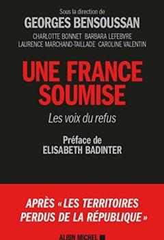 Livres Couvertures de Une France soumise - Les voix du refus