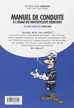 Livres Couvertures de Manuel de conduite à l'usage du motocycliste débutant