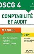 DSCG 4 - Comptabilité et audit 2019 - Manuel