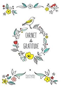 Livres Couvertures de Le Carnet de gratitude