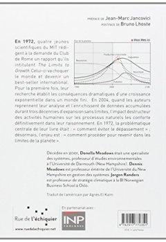 Livres Couvertures de Les Limites à la croissance (dans un monde fini)