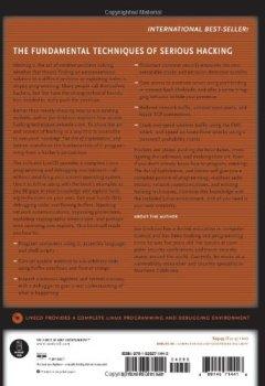 Livres Couvertures de Hacking: The Art of Exploitation 2e