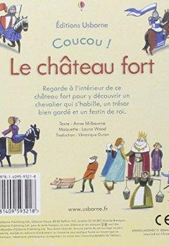 Livres Couvertures de Coucou ! - Le château fort