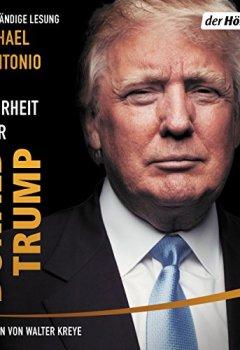 Buchdeckel von Die Wahrheit über Donald Trump