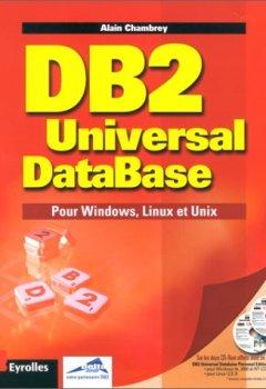 Livres Couvertures de DB2 Universal DataBase. Pour Windows, Linux et Unix