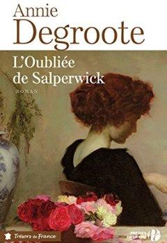 Livres Couvertures de L'oubliée de Salperwick