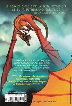 Livres Couvertures de Les Royaumes de Feu 8