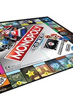 Livres Couvertures de Monopoly - Gamer Mario Kart, E1870