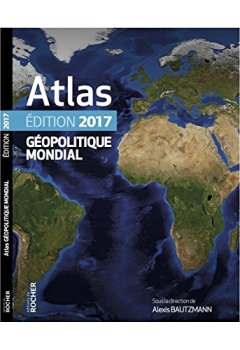 Livres Couvertures de Atlas géopolitique mondial 2017