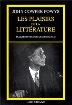 Livres Couvertures de Les plaisirs de la littérature