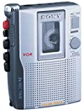 51CABRFC25L. SL160  Top 10 Portable Cassette Players & Recorders for February 9th 2012   Featuring : #7: Sony TCM 210DV Standard Cassette Voice Recorder