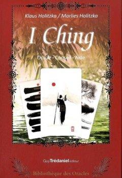 Livres Couvertures de I Ching : oracle, conseil, aide : Avec 64 cartes illustrées