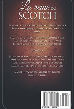 Livres Couvertures de La reine du scotch