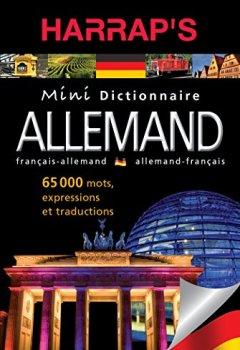 Livres Couvertures de Harrap's Mini allemand