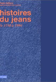 Livres Couvertures de Histoires du jeans, de 1750 à 1994