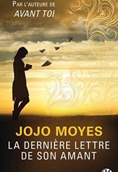 Livres Couvertures de La Dernière Lettre de son amant