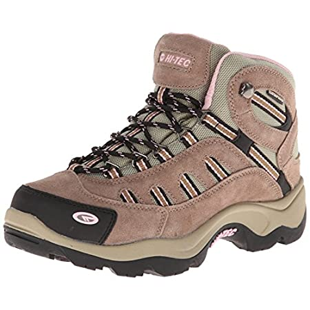Hi - Tec Bandera WATERPROOF Hikers are perky, protective go - getters with style. These well-made Hikers are 100% waterproof to ensure your feet stay bone-dry and happy as a clam. Stylish suede and breathable nylon mesh uppers; EVA midsole absorbs im...