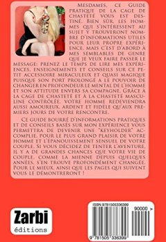 Livres Couvertures de Guide pratique de la cage de chasteté: Changez votre vie de couple grâce à la chasteté masculine contrôlée !