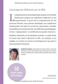 Livres Couvertures de Le grand livre de la PNL : Découvrir les concepts de base, Mettre en oeuvre les techniques pas à pas, S'entraîner au quotidien