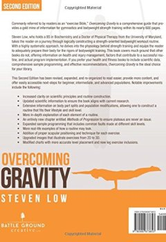 Livres Couvertures de Overcoming Gravity: A Systematic Approach to Gymnastics and Bodyweight Strength (Second Edition)