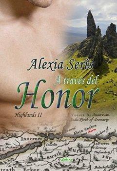 Portada del libro deA través del honor (Highlands nº 2)