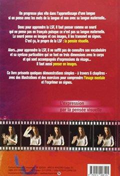 Livres Couvertures de La langue des signes française : Mode d'emploi, l'expression par la pensée visuelle