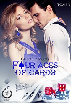 Livres Couvertures de Four aces of cards: Tome 2