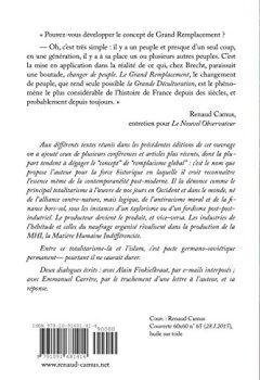 Livres Couvertures de Le Grand Remplacement, quatrième édition, augmentée, Introduction au remplacisme global