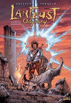 Livres Couvertures de Lanfeust Odyssey 10 - Un destin Karaxastin