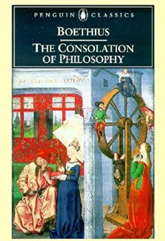 Buchdeckel von The Consolation of Philosophy (Penguin Classics)
