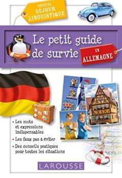 Livres Couvertures de Le petit guide de survie en Allemagne