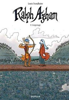 Livres Couvertures de Ralph Azham - tome 11 - L'engrenage