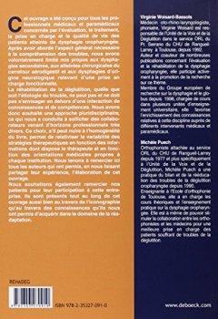 Livres Couvertures de La réhabilitation de la déglutition chez l'adulte : Le point sur la prise en charge fonctionnelle