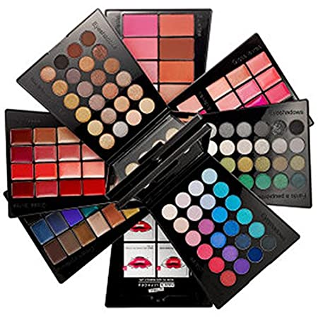 What it is: A festive, dazzling makeup palette with 130 colors for the eyes, lips, and cheeks.What it does: This incredible palette features a staggering array of 130 rich colors for any occasion. The innovative new design is organized by tray a...