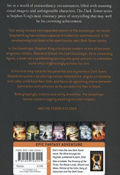 Livres Couvertures de Dark Tower I: The Gunslinger