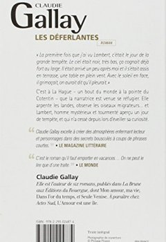 Livres Couvertures de Les Déferlantes : Grand Prix des Lectrices de ELLE 2009