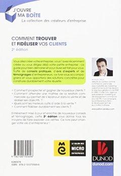 Livres Couvertures de Comment trouver et fidéliser vos clients - 2e éd. - 7 clés pour vendre plus et mieux