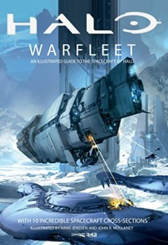 Livres Couvertures de Halo Warfleet: An Illustrated Guide to the Spacecraft of Halo