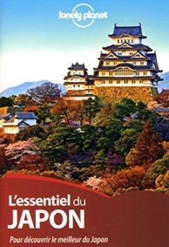 Livres Couvertures de L'Essentiel du Japon - 3ed