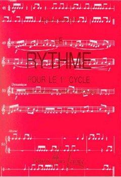 Livres Couvertures de Le rythme pour le 1er Cycle