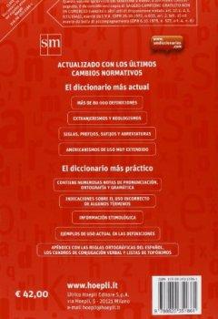 Livres Couvertures de Diccionario Clave: de uso del español actual [Hoepli]