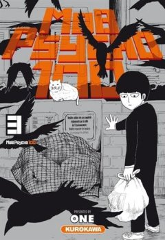 Livres Couvertures de Mob Psycho 100 - tome 03 (3)