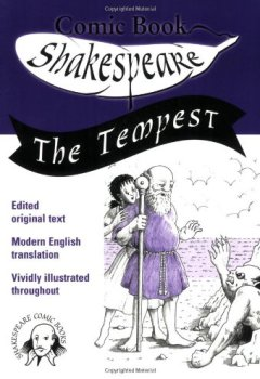 Livres Couvertures de The Tempest: The Cartoon Illustrated Edition