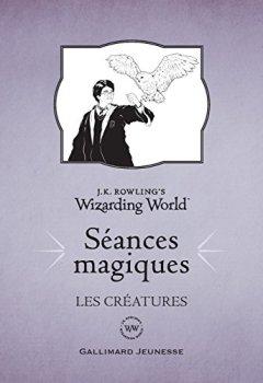 Livres Couvertures de Séances magiques: Les créatures