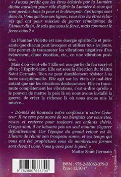 Flamme Violette de Transmutation - Maître Saint-Germain de Indie Author
